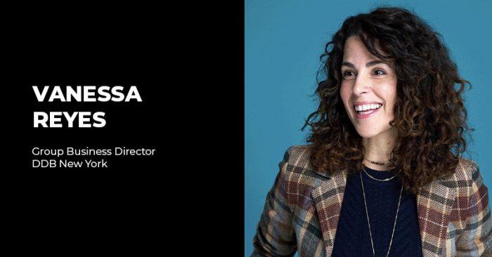 Vanessa Reyes DDB New York