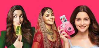 Alia Bhatt Endorser
