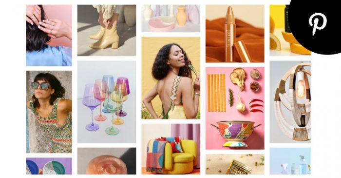 Pinterest Shop collection