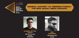 Original Content vs Trending Format