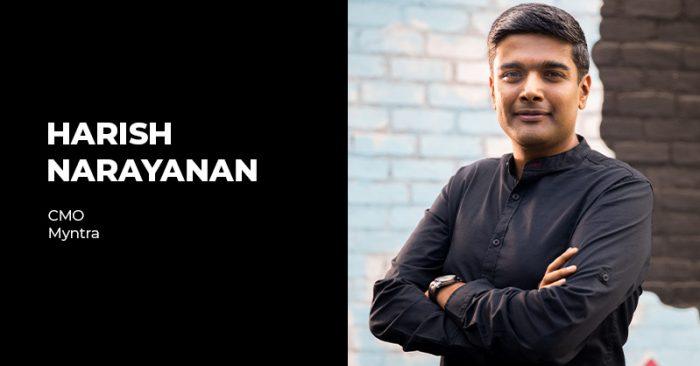 Harish Narayanan Myntra