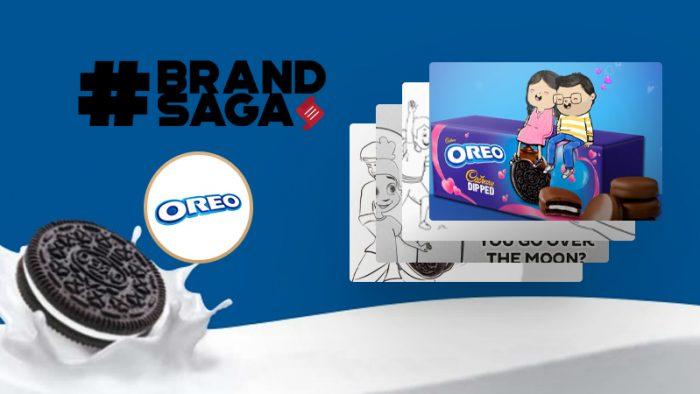 Cadbury Oreo digital journey
