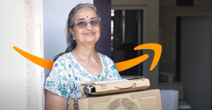 Amazon Holi campaign