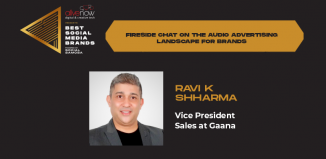 Ravi K Shharma on Audio Advertising for brands