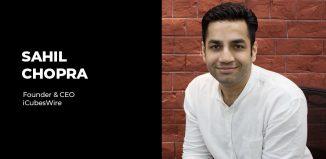 Sahil Chopra digital marketing