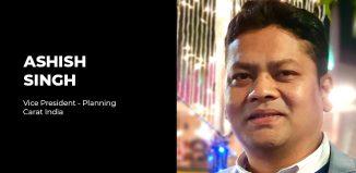 Ashish Singh Carat India
