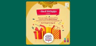 R City Mall social media campaign