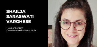 Shailja Saraswati Varghese OMG India Group