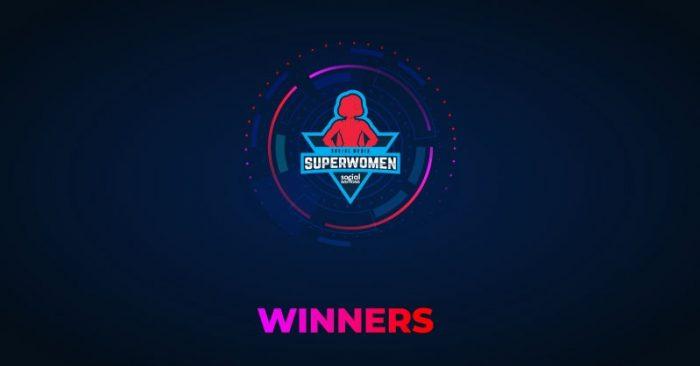 Superwomen 2021 Winners