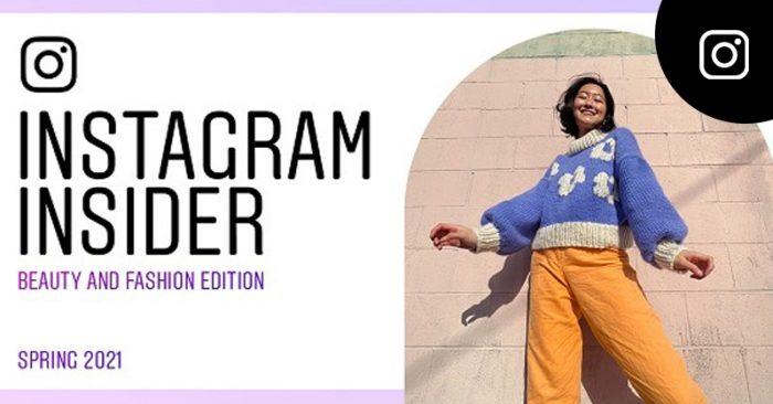 Instagram magazine