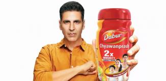 Dabur Chyawanprash Akshay Kumar