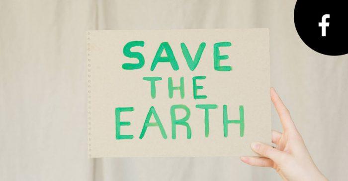 Facebook Earth Day