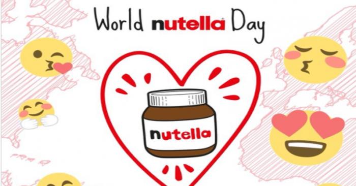 Nutella India engagement campaign