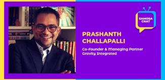 Prashanth Challapalli Samosa Chat