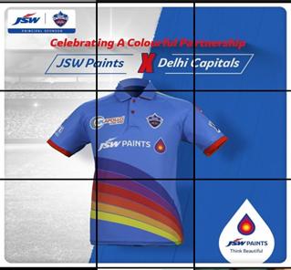 JSW Paints engagement campaign IPL 2020 - 2