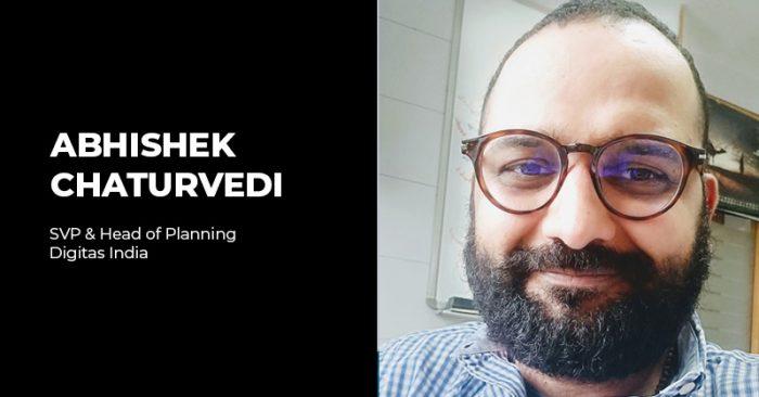 Abhishek Chaturvedi Digitas India