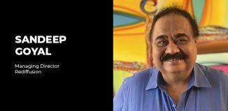 Sandeep Goyal Rediffusion