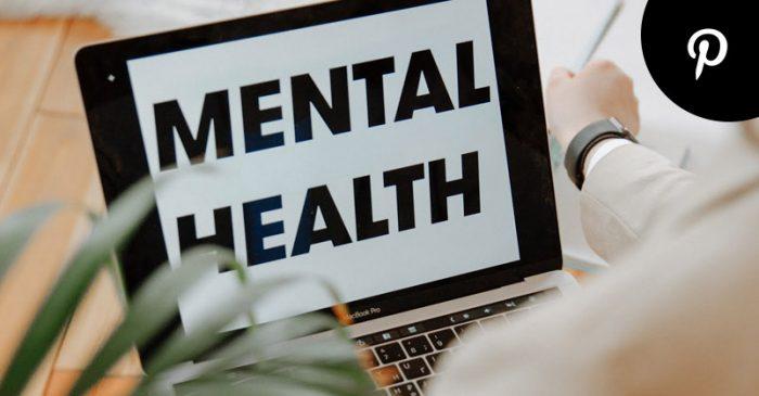 Pinterest Mental Health