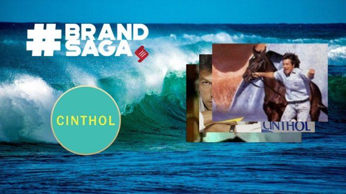 Cinthol advertising journey