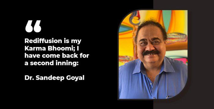 Dr. Sandeep Goyal