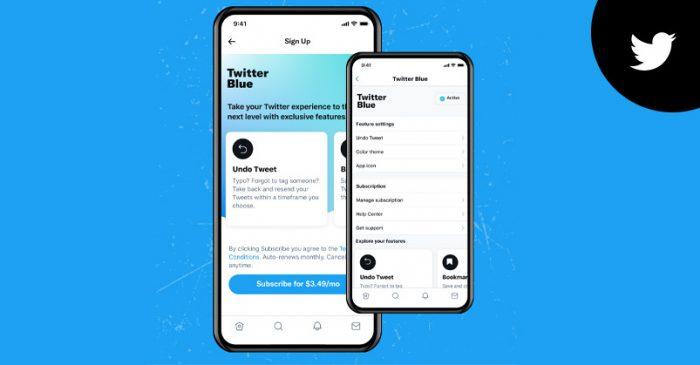 Twitter Blue Australia Canada
