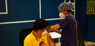 #JabWeGet vaccination