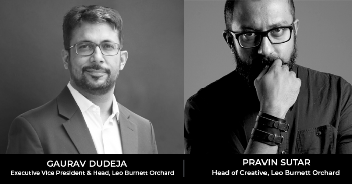 Gaurav Dudeja and Pravin Sutar