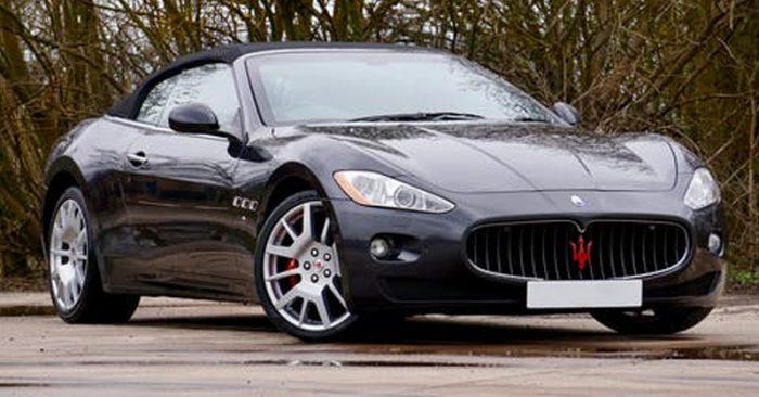 Alphabet Media Maserati India