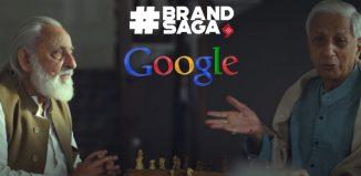 Google India advertising journey