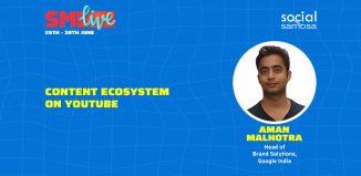 Amit Malhotra on content ecosystem Youtube