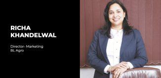 Richa Khandelwal BL Agro