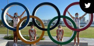 Twitter Tokyo Olympics 2021