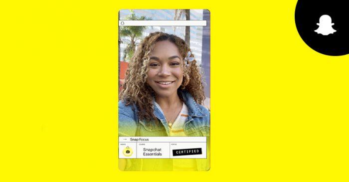 Snapchat marketers program