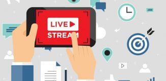 Social media broadcast