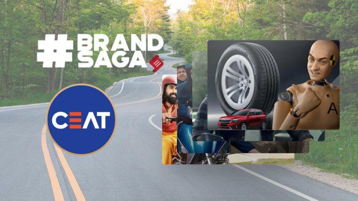 CEAT Tyres advertising journey