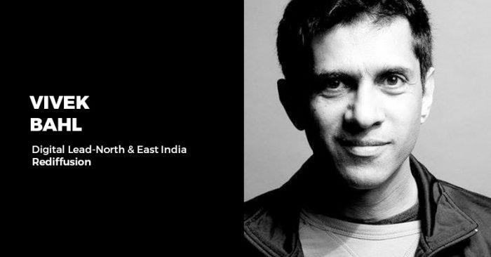 Vivek Bahl Rediffusion