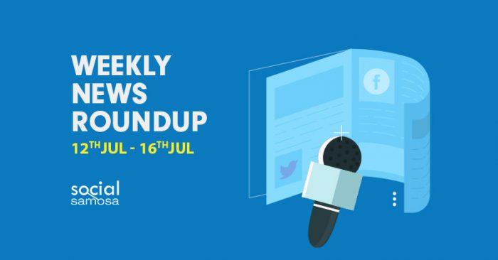 Social media news July 2021