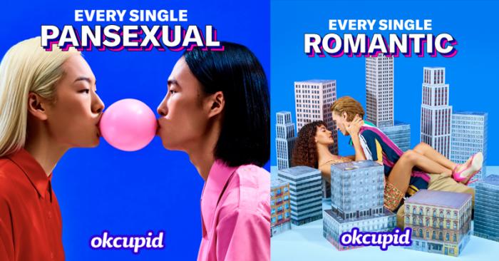 OkCupid campaign
