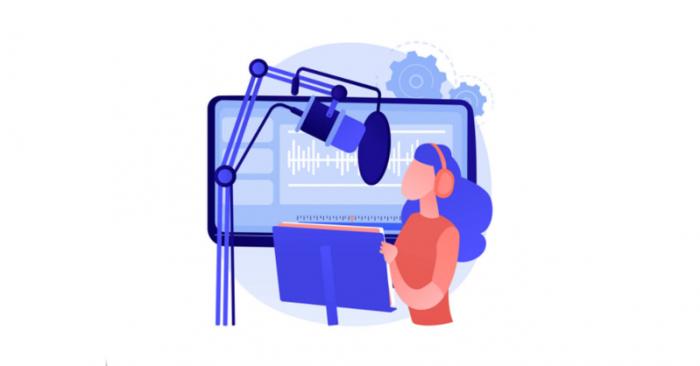Audio storytelling