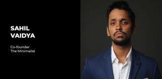 Sahil Vaidya The Minimalist