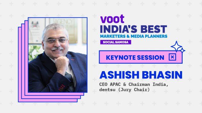 Ashish Bhasin IBMP awards 2021