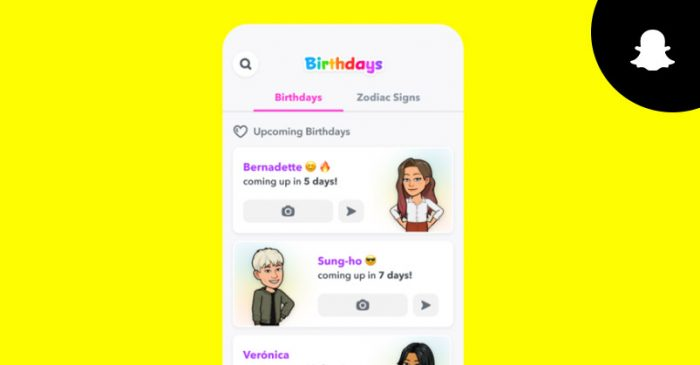 Snapchat Mini