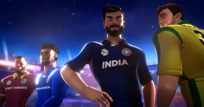 ICC World Cup 2021 anthem