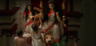 Tanishq Durga Puja campaign