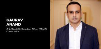 L'Oréal Gaurav Anand