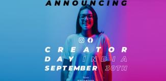 Creator Day Facebook Instagram