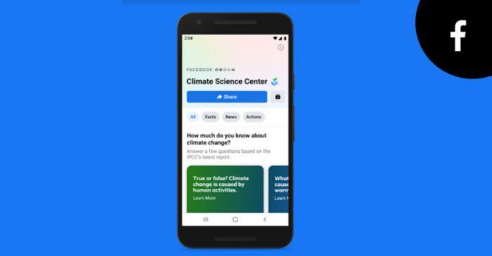 Facebook Climate