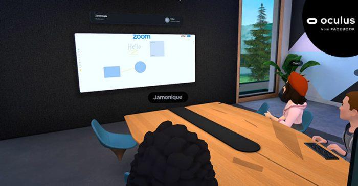 Oculus Zoom