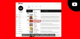 YouTube updates