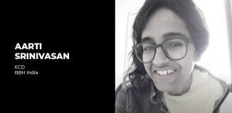 Aarti Srinivasan, ECD, BBH India